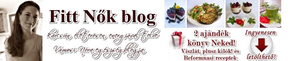Fitt Nők blog